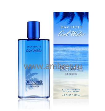 Davidoff Cool Water Exotic Summer