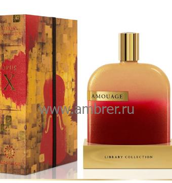Amouage Amouage Library Collection: Opus Х