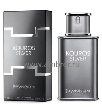Yves Saint Laurent YSL Kouros Silver