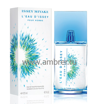 Issey Miyake L`eau D`issey Pour Homme Summer 2016