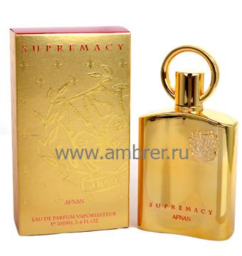 Afnan Perfumes Supremacy Gold