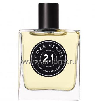 Parfumerie Generale (Pierre Guillaume) PG 2.1 Coze Verde