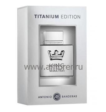 Antonio Banderas King of Seduction Titanium Edition