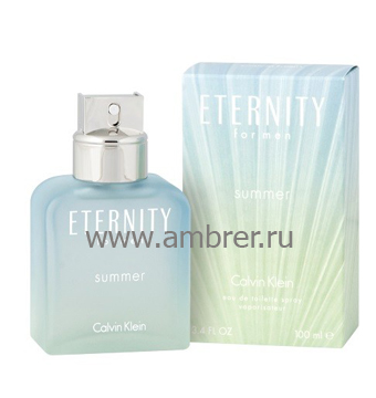 Calvin Klein Eternity for Men Summer 2016