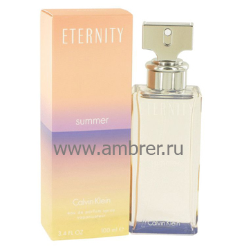 Calvin Klein Eternity Summer 2015