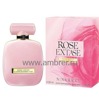 Nina Ricci Rose Extase
