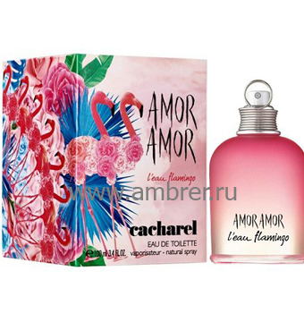 Cacharel Amor Amor L`Eau Flamingo
