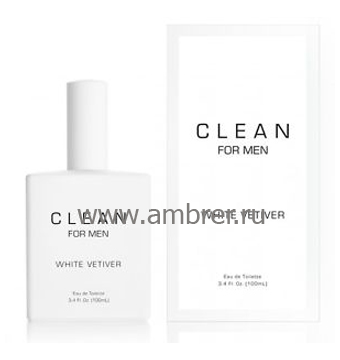 Clean Clean For Men White Vetiver