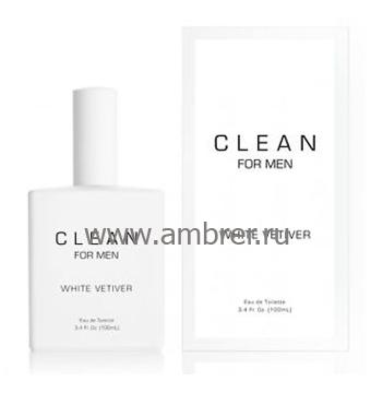 Clean Clean For Men White Vetiver