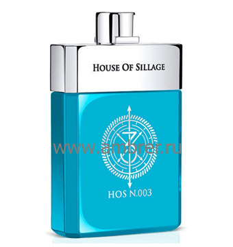 House Of Sillage HoS N.003