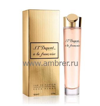 S.T.Dupont S.T.Dupont A La Francaise Pour Femme