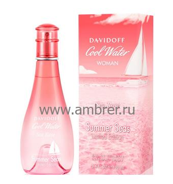 Davidoff Cool Water Sea Rose Summer Seas