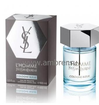 Yves Saint Laurent YSL L`Homme Cologne Bleue
