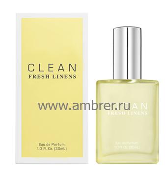 Clean Clean Fresh Linens