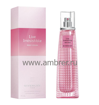 Givenchy Live Irresistible Rosy Crush