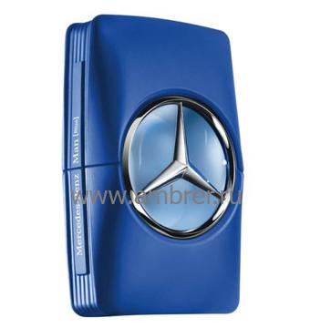 Mercedes-Benz Mercedes Benz Man Blue