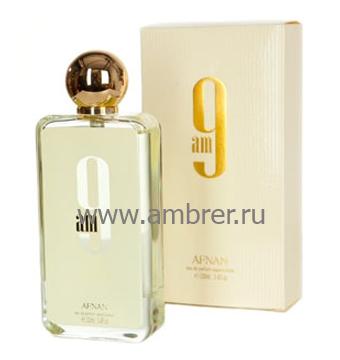 Afnan Perfumes Afnan 9 Am