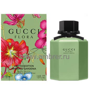 Gucci Flora Emerald Gardenia Limited Edition
