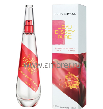 Issey Miyake L`eau D`issey Pure Shade Of Flower