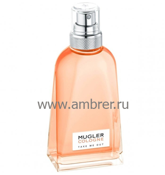 Thierry Mugler Mugler Cologne Take Me Out