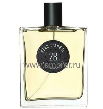 Parfumerie Generale (Pierre Guillaume) PG 28 Peau d`Ambre