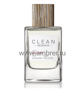 Clean Clean Amber Saffron