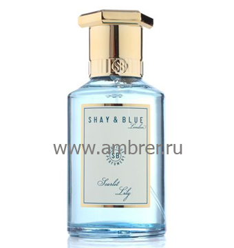 Shay & Blue London Scarlet Lily
