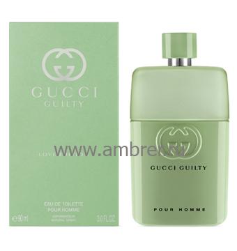 Gucci Gucci Guilty Love Edition pour Homme