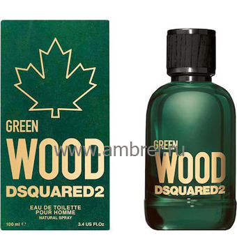 Dsquared2 Dsquared2 Green Wood