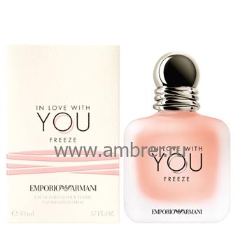 Giorgio Armani In Love With You Freeze