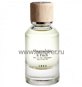Abercrombie & Fitch Cologne 1892