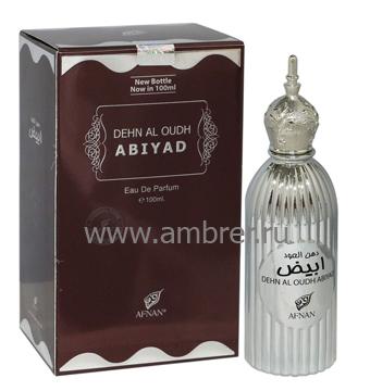 Afnan Perfumes Dehn Al Oudh Abiyad