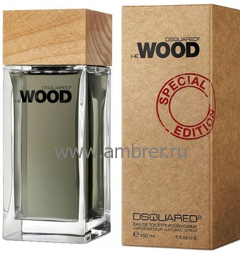 Dsquared2 He Wood Special Edition
