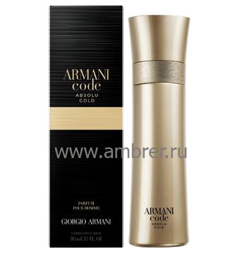 Giorgio Armani Armani Code Absolu Gold