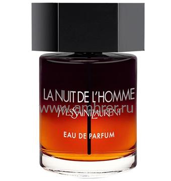 Yves Saint Laurent YSL La Nuit de L`Homme Eau de Parfum