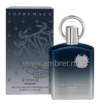 Afnan Perfumes Supremacy Incense