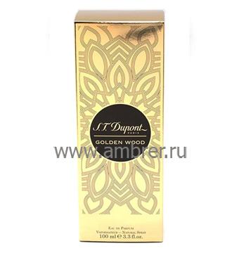 S.T.Dupont Golden Wood
