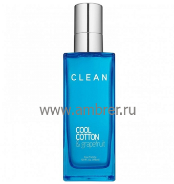 Clean Clean Cool Cotton & Grapefruit Eau Fraiche