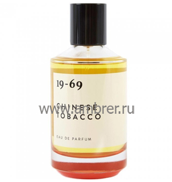 Parfums 19-69 Chinese Tobacco
