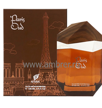 Afnan Perfumes Paris Oud