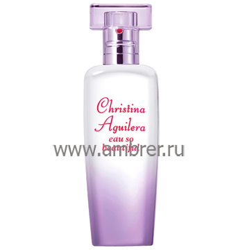 Christina Aguilera Christina Aguilera Eau So Beautiful