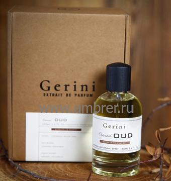 Gerini Oriental Oud