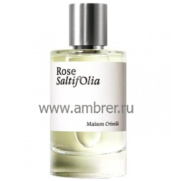 Maison Crivelli Rose Saltifolia