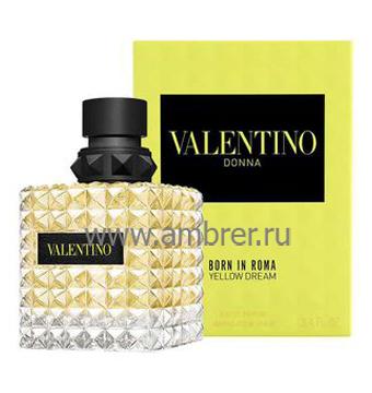 Valentino Valentino Donna Born In Roma Yellow Dream