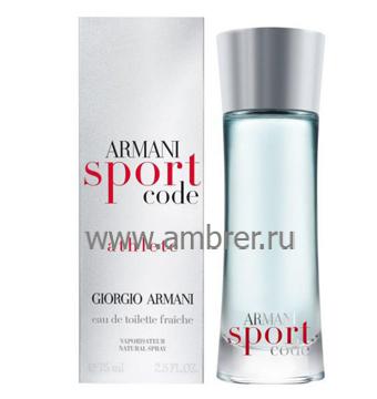 Giorgio Armani Armani Code Sport Athlete