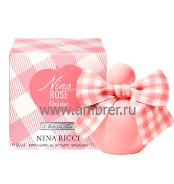 Nina Ricci Nina Rose Garden