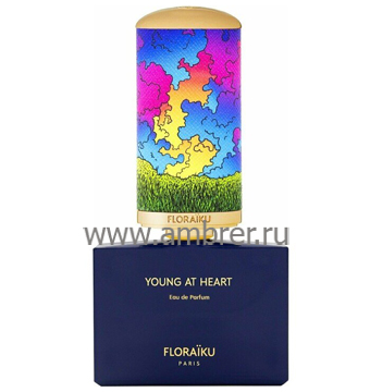 Floraiku Young At Heart