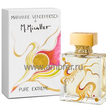 M.Micallef Pure Extreme Marianne Venderbosch & M.Micallef
