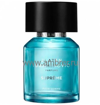 Zlatan Ibrahimovic Parfums Supreme Pour Homme