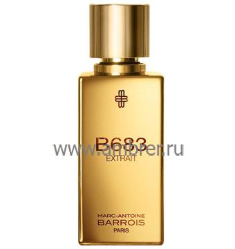 Marc-Antoine Barrois B683 Extrait